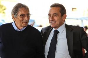Pippo Prestigiacomo ed Ettore Artioli