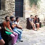"""Artisti italiani a Ficarra per il progetto de """"La stanza della Seta"""""""