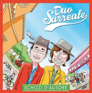 Copertina SCHIZZI D'AUTORE di il Duo Surreale