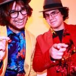 """Lo """"schizzopop"""" targato Palermo si fa disco.Sabato 12 settembre esce """"Schizzi d'autore"""",il primo album del Duo Surreale"""
