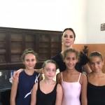 Riapre il bando per il corso di danza classica gratuito con Soimita Lupu: ancora 8 posti disponibili