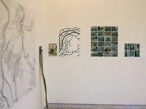 installazione di Lois Weinberger