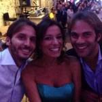 Mario Monaco, Stefania Baio e Francesco Donzelli