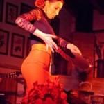 Sabato di fuoco a Cantunera con il flamenco dei Guadalmedina