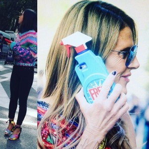 Anna Dello Russo, storica fashion editor di Vogue Japan