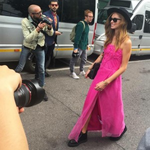 Chiara Ferragni fashion blogger di The Blonde Salad