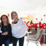 Chips e design, cocktail d'inaugurazione per Kartell, nel centro di Palermo