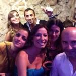 Daniela Parrinello, Irene Mrcn, Alessandro Giamporcaro, Natalia Brancato e Alessandro Brancato