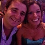 Fabrizio Di Trapani e Stefania Baio