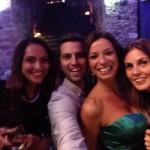Giuseppe Niosi, Stefania Baio e Claudia Giordano