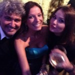 Luca Lo Bosco, Stefania Baio e Jennifer Casaù