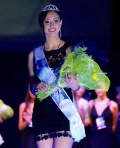 Miss Città di Palermo 2015 Martina Rao
