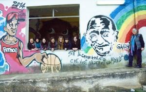 Nonviolenza è costruire, nonviolenza è festa foto di Erminia_Scaglia (MIR)