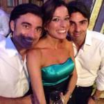 Roberto Indovina, Stefania Baio e Raffaele Di Michele