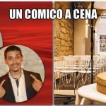 """Roberto Lipari sbarca a Cantunera come """"Comico a cena"""""""