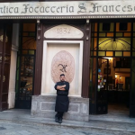 Antica Focacceria San Francesco, oggi, coocking show con Bonetta Dell'Oglio e altri grandi chef siciliani