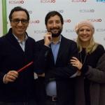 Alessandro Aricò, Tony Siino e Maria Ferrara