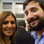 Alessia La Rosa e Tony Siino.