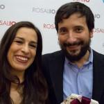 Anna Amalfi e Tony Siino
