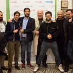 Antonino Rao, Fabrizio Ferrandelli, Tony Siino, Pino Apprendi, Othelloman, Giovanni Apprendi e Roberto Villino