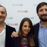 Antonio Ferrante, Annalisa Riggio e Tony Siino.