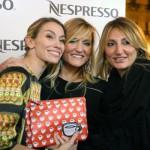 Party esclusivo, a Palermo, per l'inaugurazione di Nespresso, madrina Eleonora Abbagnato
