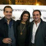 Daniele De Caro, Anna Burgio e Antonio Lo Mauro