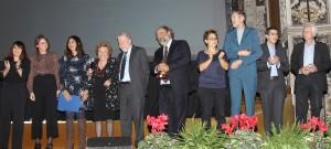 Efebo d'Oro premiati e organizzatori