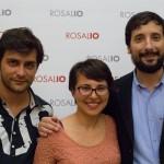 Gaspare Decina, Maria Letizia Affronti e Tony Siino