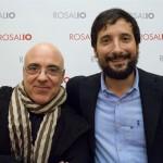 Marco Castagna e Tony Siino