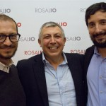 Maurizio Carta, Antonio Censabella e Tony Siino