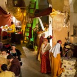 """""""Il Presepe Vivente di San Francesco. Notte di Natale 1223"""" in scena a Palazzo Alliata"""