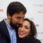 Tony Siino e Alessandra Rossi.