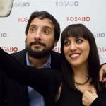 Tony Siino e Mariachiara Caldarella