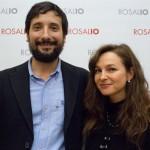 Tony Siino e Sveva Alagna.