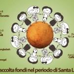 Le Arancine aiutano a leggere, a Palermo la festa di Santa Lucia è per la cultura