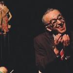 Fino al 24 gennaio, al Teatro Biondo di Palermo, lo spettacolo Turi Marionetta
