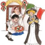 Oggi presentazione del Favoloso ricettario del Regno delle due Sicilie per ragazzi molto golosi a Palazzo De Seta a Palermo