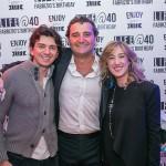 Ciccio Cupido, Fabrizio Di Trapani e Francesca Alessi