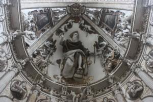 Ciminna_Decorazione Chiesa Matrice