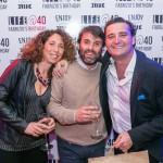 Consuelo La Mantia, Andrea Stellone e Fabrizio Di Trapani