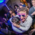 Crazy party al Kursaal Kalhesa Club di Palermo per festeggiare i quarant'anni di Fabrizio Di Trapani