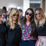 Pinko opening party a Palermo: e via Libertà si ricopre di glitter