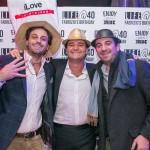 Daniele Cefalù, Fabrizio Di Trapani e Vincenzo Longo