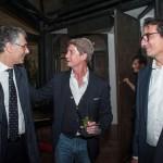 Fabrizio Micari, Giuseppe Amato e Arturo Morettino