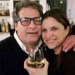Gianfranco Miccichè e Milvia Averna
