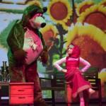 Il musical di Masha e Orso, sabato, al Sicilia Outlet Village