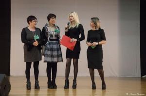 Pepita Genzone, Antonella Macaluso, Licia Raimondi e Marilena Mureddu