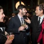 Selenia Mirabile, Accursio Sabella, Nello Musumeci e Giusy Savarino