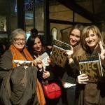Silvana Polizzi, Margherita Gigliotta, Nicoletta Porrino e Marilita Borgese